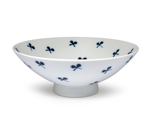 白山陶器 平形めし茶碗(ST-16)