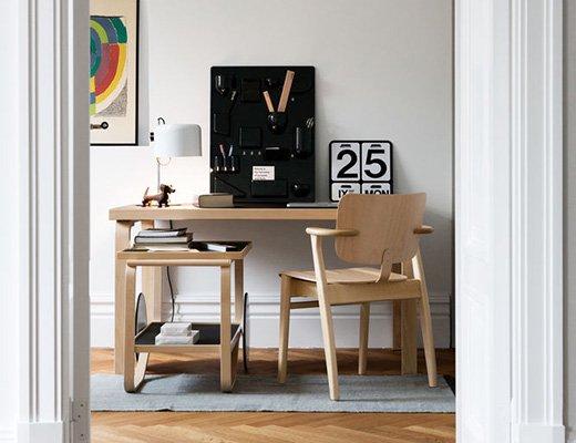 80Aテーブル(ホワイトラッカー) イメージ3
