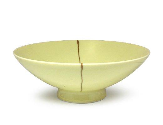 白山陶器 平形めし茶碗(YI-17)