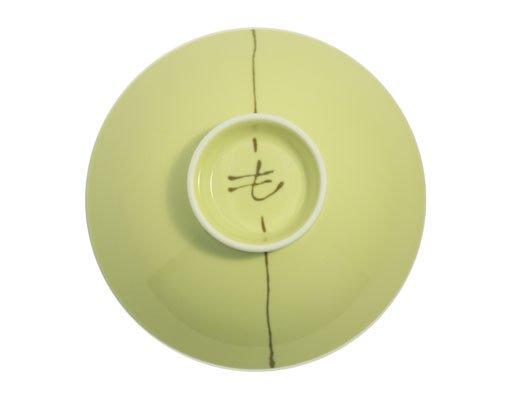 白山陶器 平形めし茶碗(YI-17) イメージ4