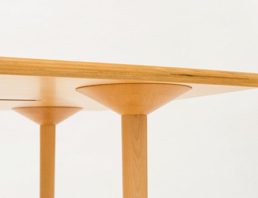 マッシュルームベーステーブル・レクタングル イメージ4