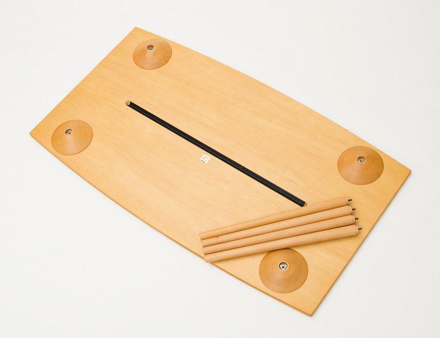 マッシュルームベーステーブル・レクタングル イメージ5