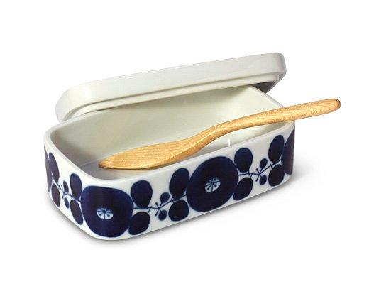 白山陶器 ブルーム バターケース イメージ3