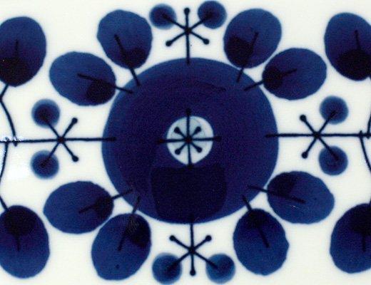 白山陶器 ブルーム バターケース イメージ4