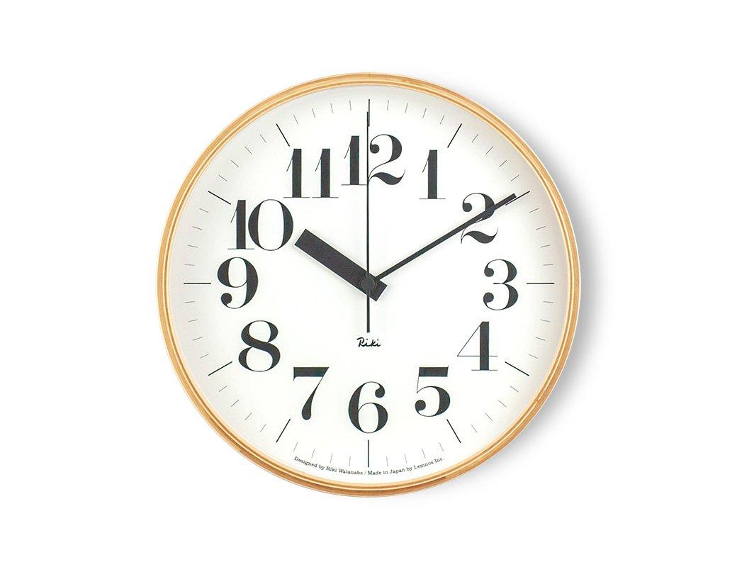 リキクロック(Mサイズ)・電波時計