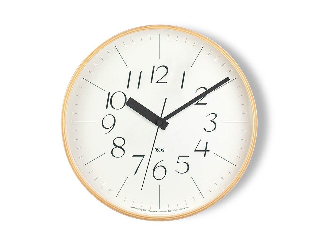 リキクロック(Lサイズ)・電波時計