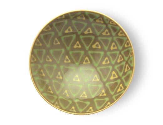 白山陶器 平形めし茶碗(K-7) イメージ2