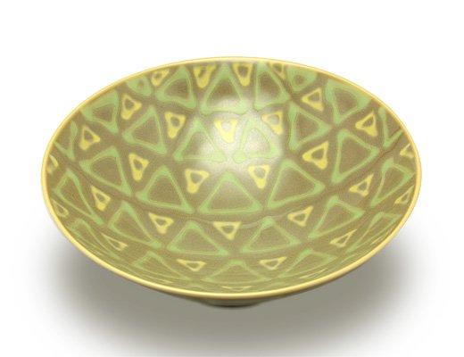 白山陶器 平形めし茶碗(K-7) イメージ3