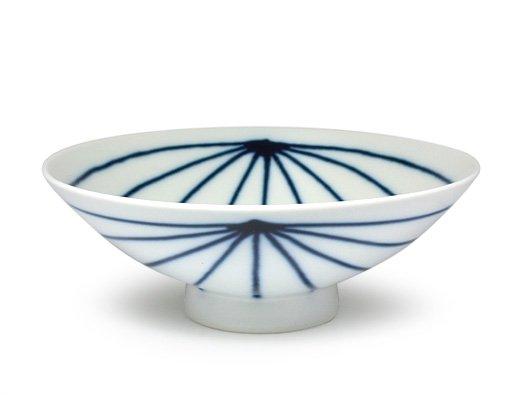 白山陶器 平形めし茶碗(ST-15)