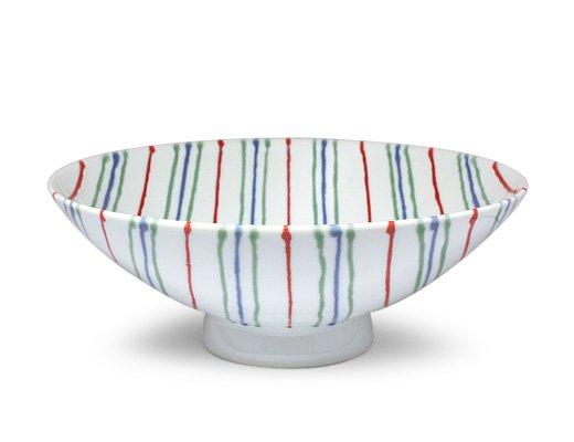 白山陶器 平形めし茶碗(AI-3)