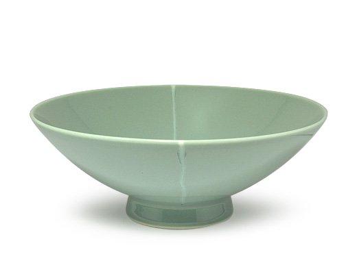 白山陶器 平形めし茶碗(D-22)