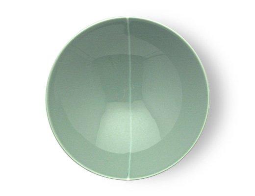 白山陶器 平形めし茶碗(D-22) イメージ2