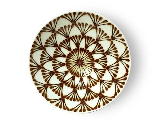 白山陶器 平形めし茶碗(Q-58) イメージ2