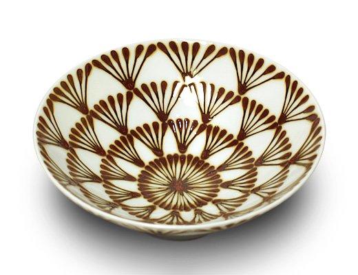 白山陶器 平形めし茶碗(Q-58) イメージ3