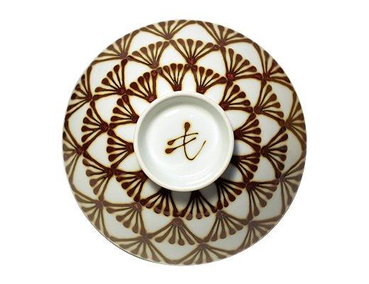 白山陶器 平形めし茶碗(Q-58) イメージ4