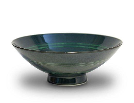 白山陶器 平形めし茶碗(G-4)