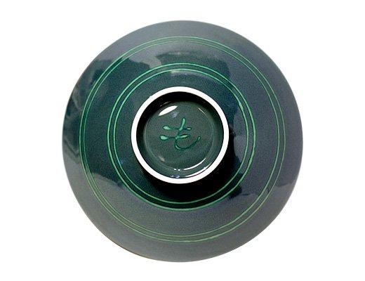 白山陶器 平形めし茶碗(G-4) イメージ4