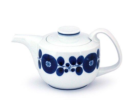 白山陶器 ブルーム ティーポット