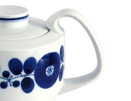 白山陶器 ブルーム ティーポット イメージ4