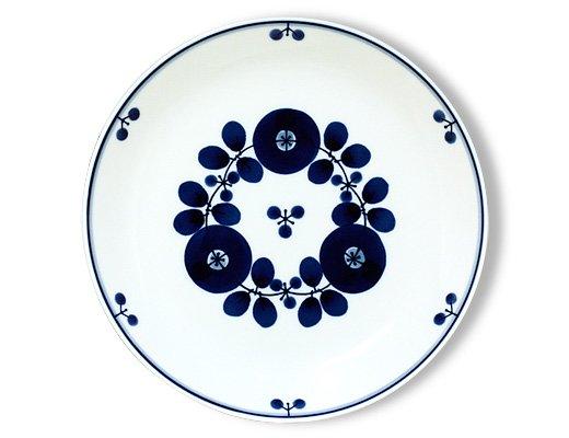 白山陶器 ブルーム プレート[ブーケ]