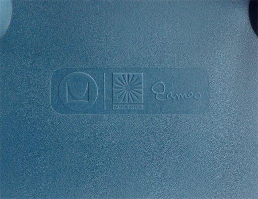 イームズ・プラスチックシェルチェア DSX(ホワイトレッグ) イメージ5