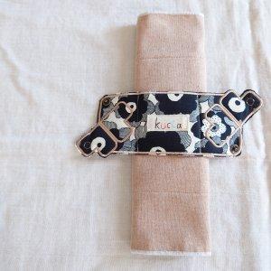 布ナプキン スクエア型 藍さくら(普通の日用)オーガニック 経血コントロール