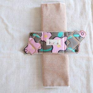 布ナプキン スクエア型 アジサイ輪(普通の日用)オーガニック 経血コントロール