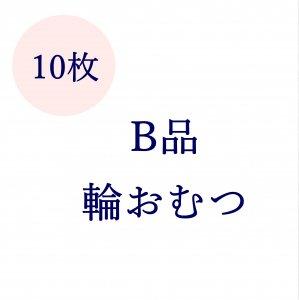 <img class='new_mark_img1' src='https://img.shop-pro.jp/img/new/icons1.gif' style='border:none;display:inline;margin:0px;padding:0px;width:auto;' />【B品】オーガニック輪おむつ ※お一人様1セット限り