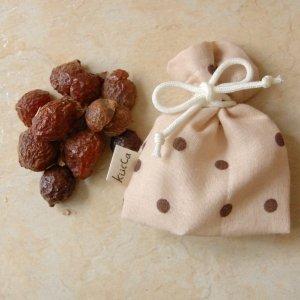 kuccaオリジナル オーガニック木の実洗剤 お試し袋