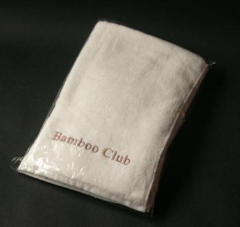 バスタオル竹繊維(生成り)