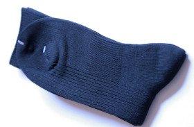 竹繊維 靴下 (男性用 黒)