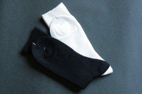 竹繊維 靴下セット(黒3足)男性用