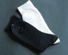 竹繊維 靴下セット(黒2足、生成り1足)男性用