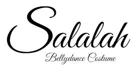 ベリーダンス衣装・コスチューム 【Salalah】