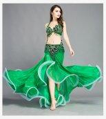 ベリーダンスオリエンタル衣装 3色展開 OC1420
