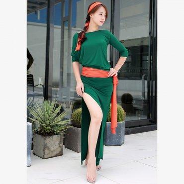 レッスンウエア ワンピースドレス サイーディドレス  Saidi Ballad Dress lw1731