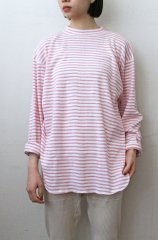 BIG BOY Long Sleeve T-Shirt (OSHIMA REI/オオシマレイ)