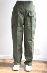 US SLACKS WOMAN'S UTILITY  (KIN/キン)