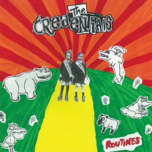 THE CREDENTIALS - ROUTINES (12'')