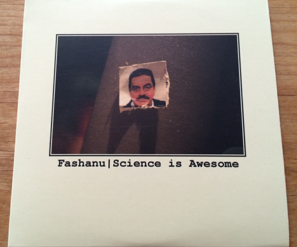 FASHANU - SCIENCE IS AWESOME (CD)