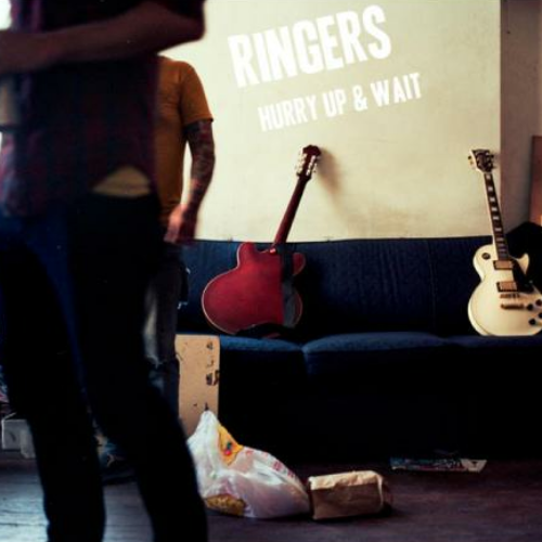 RINGERS - HURRY UP & WAIT (12'')