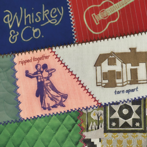 WHISKEY & CO. - RIPPED TOGETHER, TORN APART (CD)