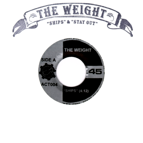 THE WEIGHT - SHIPS (7'')