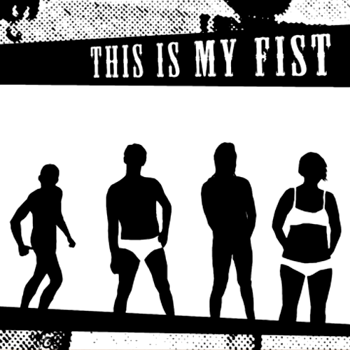 THIS IS MY FIST/THE MARKED MEN - SPLIT (7'')