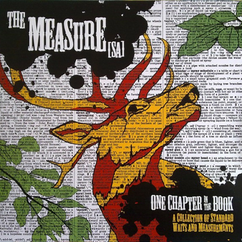 THE MEASURE (SA) - ONE CHAPTER IN THE BOOK (12'')