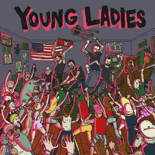 YOUNG LADIES - ST (7'')