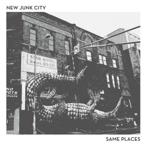 NEW JUNK CITY - SAME PLACES (12'')
