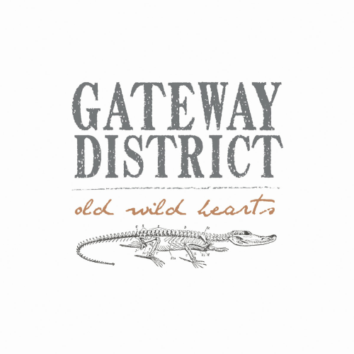 GATEWAY DISTRICT - OLD WILD HEARTS (CD)
