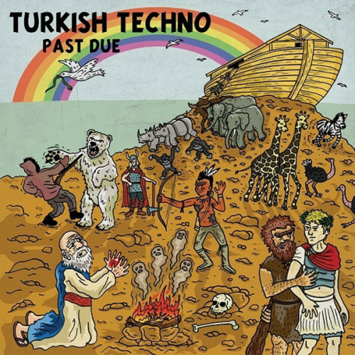 TURKISH TECHNO - PAST DUE (12'')