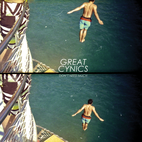 GREAT CYNICS - DON'T NEED MUCH (12'')
